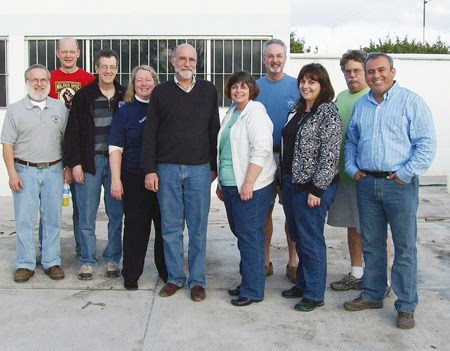 The Board of Directors meets in Reynosa